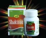 SHAKTITON ENERGY BOOSTER MALE TONIC CAPSULES 60