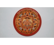 FRIDGE MAGNET - Thangka Painting
