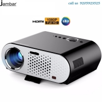 Jambar GP-90 LED PROJECTOR 3200 Lumens Full HD 1280X800 Resolution
