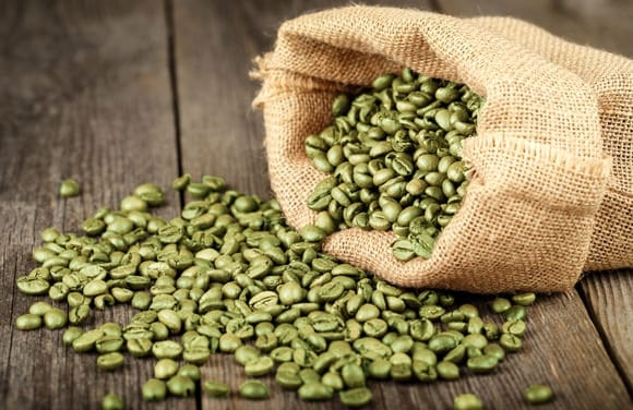 Nepali Arabica Green Coffee Beans